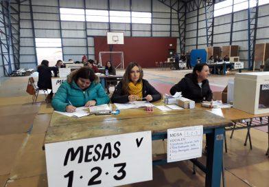 Resultados Primarias en Pichilemu