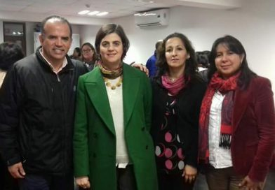 Ministra Pascual en Paredones y Pichilemu