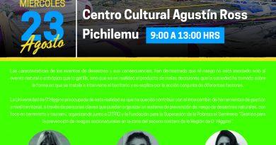 Realizarán seminario sobre gestión para la prevención de riesgos socionaturales