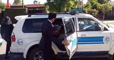 ROBARON CASA EN MACHALÍ HACIENDOSE PASAR POR POLICIAS