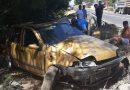 AHORA: ACCIDENTE VEHICULAR CRUCE CARDONAL DE PANILONCO