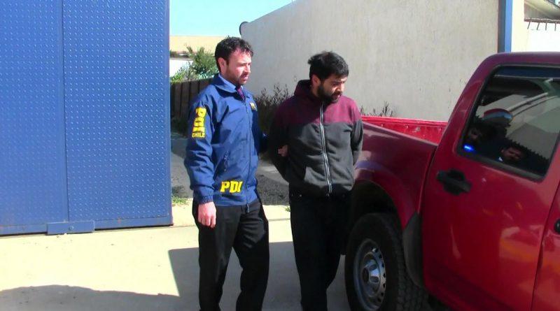 EN PRISION PREVENTIVA QUEDO PRESUNTO AUTOR DE PARRICIDIO EN PICHILEMU