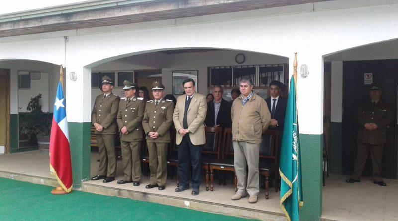 3ra. Comisaría de Carabineros de Pichilemu realizó ceremonia de ascenso de su personal