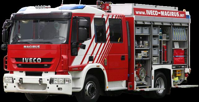 Flamante Carro de Bombas recibirá Bomberos de Pichilemu