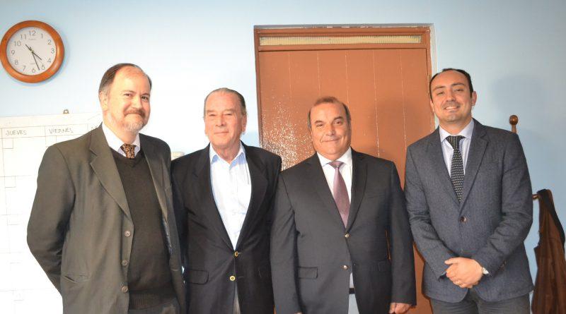 Seremi de Educación Leonardo Fuentes presentó a Jefes Provinciales de Educación
