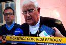 Obispo de Rancagua pide perdón por sacerdotes involucrados en supuestos abusos y conductas impropias