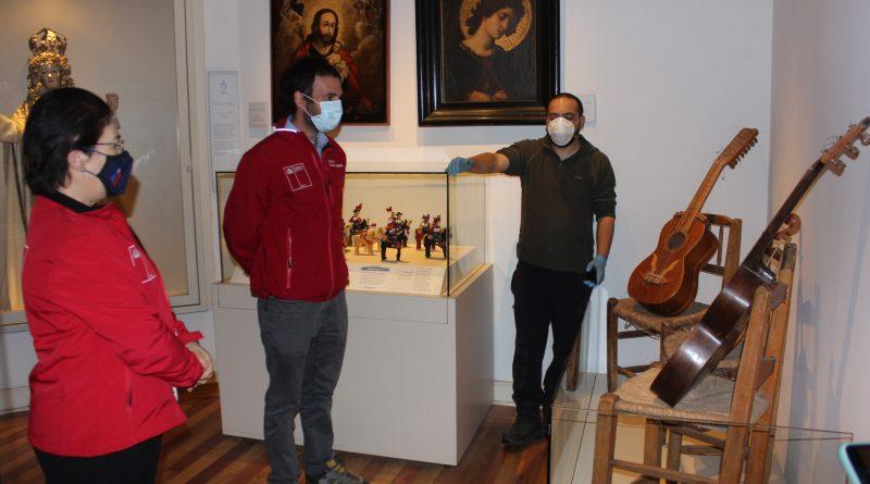 AUTORIDADES DAN A CONOCER FICHA CON RECOMENDACIONES SANITARIAS PARA MUSEOS Y CENTROS CULTURALES DE LA REGIÓN DE O'HIGGINS.