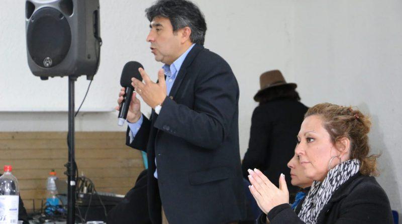Inédita reunión de Comisión del Core en Cáhuil